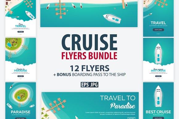 Cruise Flyers Bundle Bonus