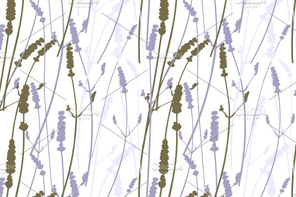 9 Realistic Lavender Patterns in Patterns - product preview 8