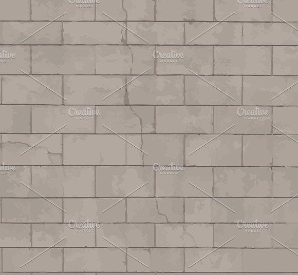 Building Block Seamless Texture