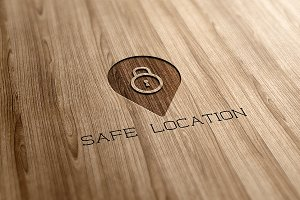 Safe Location Logo Design