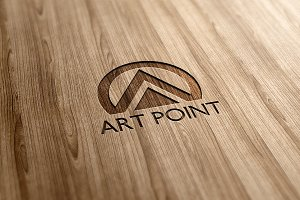 Art Point Logo Design