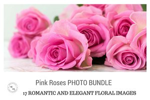 Pink Roses Collection