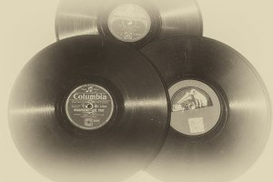 Records of the 1940's and fifties