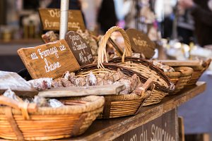 Jambon de Somglier, French Market