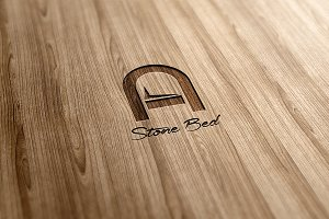 Stone Bed Logo Design