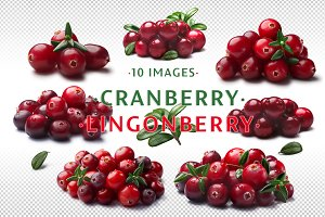 Cranberry & lingonberry