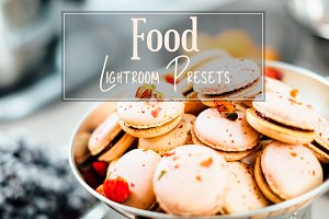 22 Food Lightroom Presets