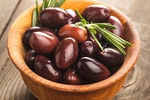 Olives calamata