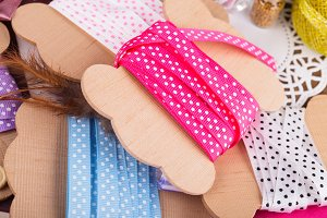 Ribbon bobbins