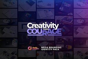 Creative Mega Branding ID Pack
