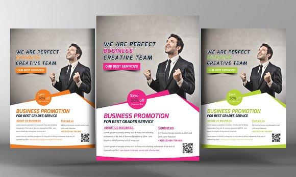 Creative Flyer Idealstalist