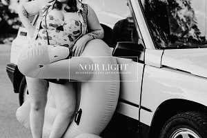 Noir Light | Lightroom & ACR Presets