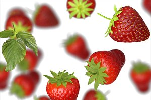 Strawberry mimi Set