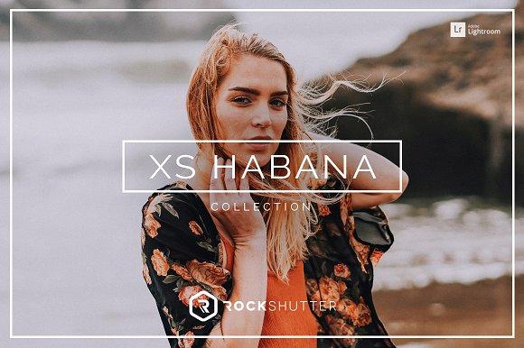 XS Habana Film Lightroom Presets