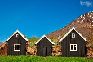 Holar Turf House