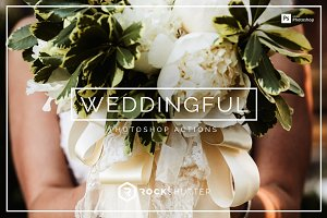 Weddingful Photoshop Actions