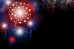 Fireworks design
