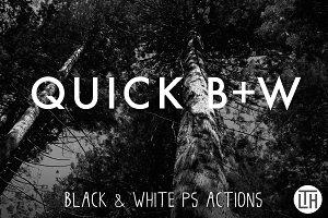 Quick B+W