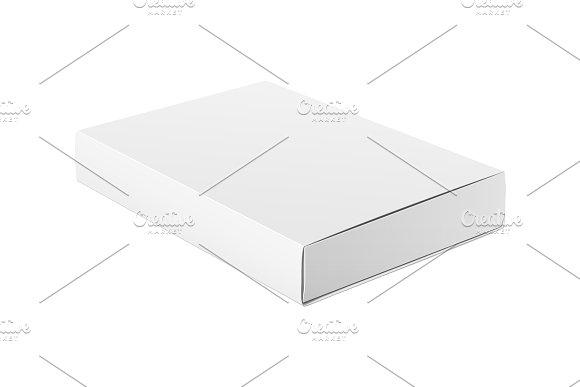 Slim Package Cardboard Box