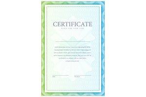 Certificate119