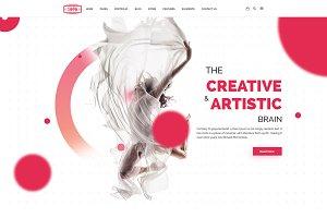 The 1989 - Modern Creative PSD