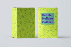 Beach Holiday Pattern