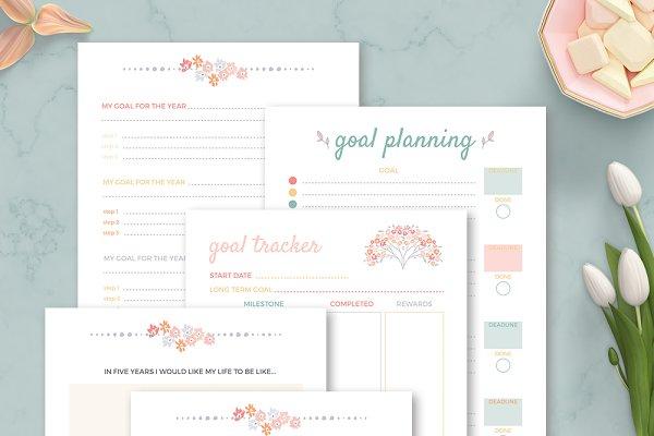 Ultimate Blogging Planner bundle