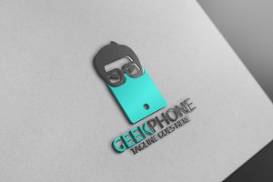 Geek Phone Logo