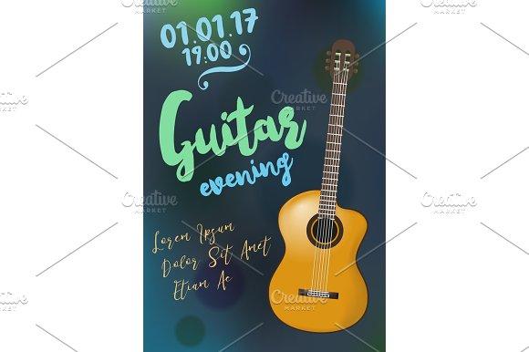 Acoustic Guitar Event