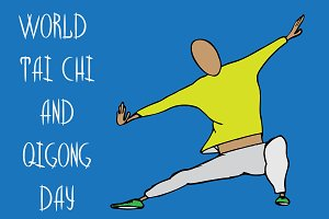 World thai chi and qigong day