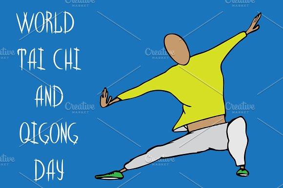 World Thai Chi And Qigong Day
