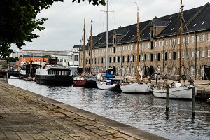 Harbor of Copenhagen