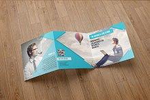 Trifold Business brochure-V76