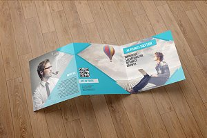 Trifold Business brochure-V76