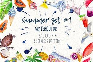 Summer set #1