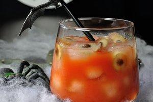 Drink on Halloween