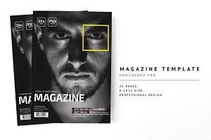 Magazine Template 02