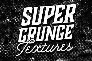 Super Grunge Textures