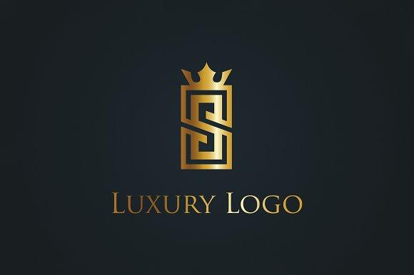 Luxury S Logo