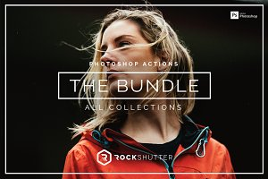 Super Photoshop Actions Bundle
