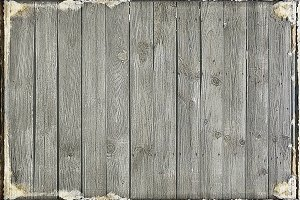 Wooden Vintage Grunge Background