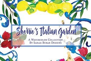 Sherrie's Italian Garden