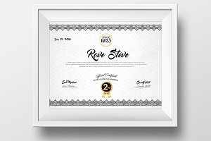 Certificate & Diploma Templates