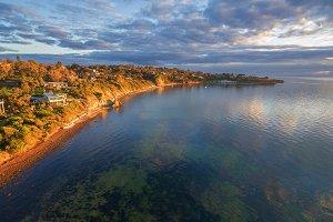 Mornington Peninsula coastline