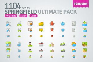1104 Springfield Ultimate Pack