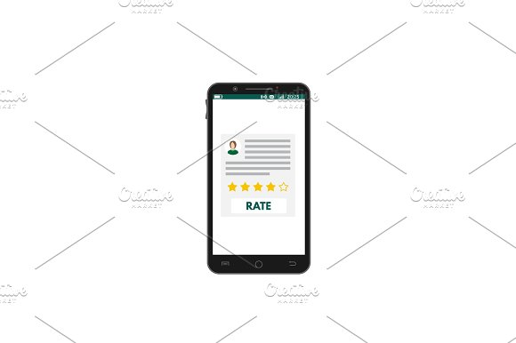 Mobile Smartphone App Rating