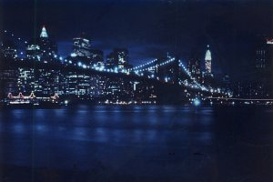 Polaroid: Brooklyn Bridge #15