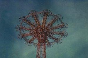 Polaroid: Parachute Jump #6
