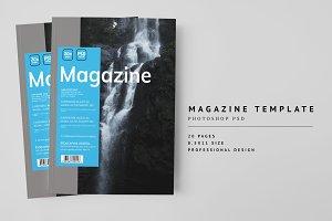 Magazine Template 09