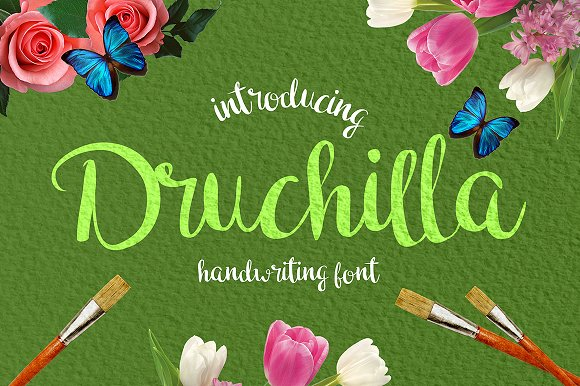 Druchilla Script